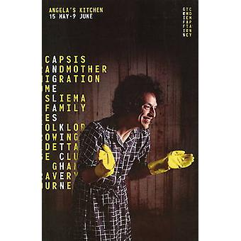 Angela's Kitchen by Paul Capsis - 9780868199467 Book