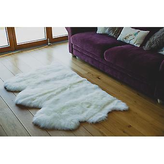 Nordvek Premium Luxury Natural Sheepskin Triple Rug - Triple Pelt - Grade A # 601-100