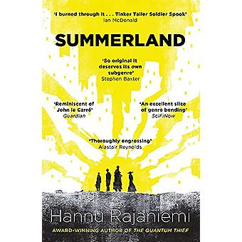 Summerland by Hannu Rajaniemi - 9781473203297 Book