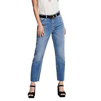 Only Women's Faye Jeans Straight Fit