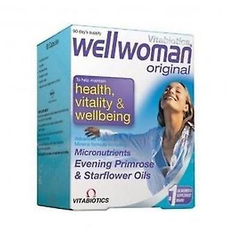 Vitabiotics - cápsula Wellwoman 90