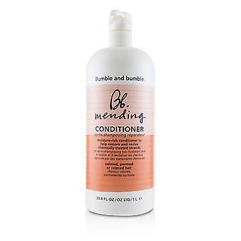 Bb. condicionador de remenda colorido, permed ou relaxado cabelo (produto de salão) 1000ml /33.8oz