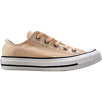 Converse Chuck Taylor All Star Ox Washed Coral/white 563412C Women's