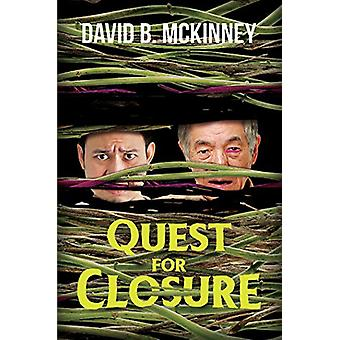 Quest for Closure by David McKinney - 9781528922913 Book