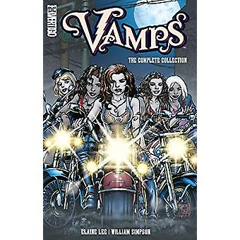Vamps - The Complete Collection by Elaine Lee - 9781779500489 Book