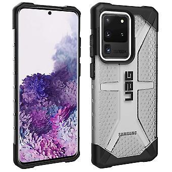 UAG Plasma Ultra-resistant case armor Cover Samsung Galaxy S20 Ultra-Clear