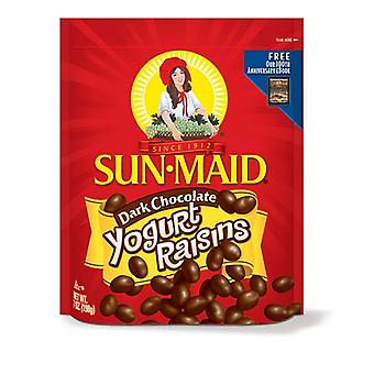 Sun-Maid Raisins de iogurte Chocolate escuro