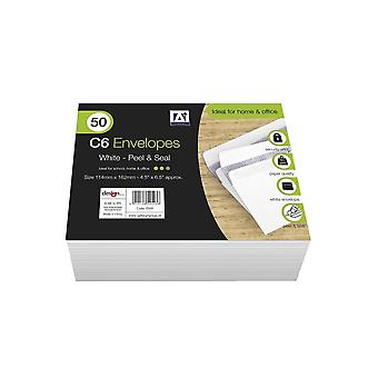 Anker C6 Envelopes (Pack of 50)