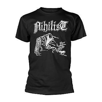 Nihilist Carnal Tähteet Virallinen Tee T-paita Miesten Unisex