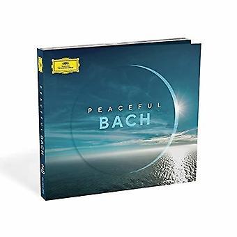 Various Artist - Peaceful Bach [CD] USA import