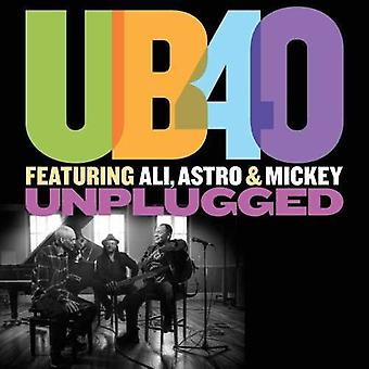 Ub40 Feat. Ali, Astro - Unplugged [CD] USA import