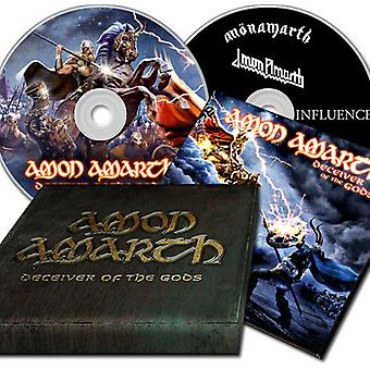 Amon Amarth - Deceiver of the Gods [CD] USA import