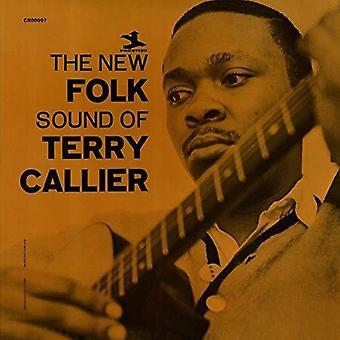 Terry Callier - New Folk Sound [CD] USA import