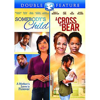 Somebody's Child / Cross to Bear Double Feature [DVD] USA import
