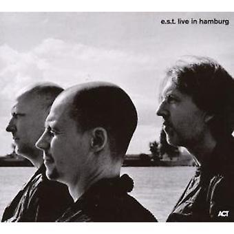 Importación en vivo en Hamburgo [CD] EE.UU.