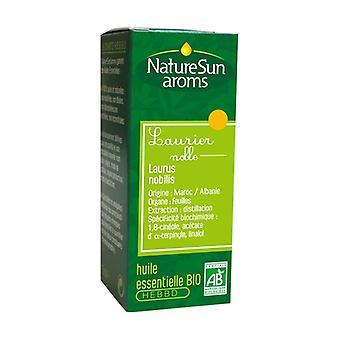 Organic noble laurel essential oil 5 ml essential oil