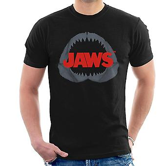 Jaws Shark Teeth Men's T-Shirt