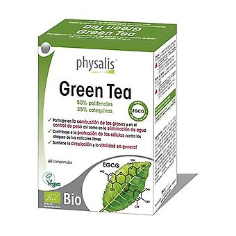 Green Tea Bio 60 tablettia