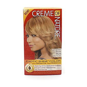 Argan tint 9.23 Light golden blond 1 unit
