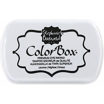 Clearsnap ColorBox Premium Dye Ink Full Size Licorice