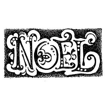 Noel Clear Stamp (WTK035)