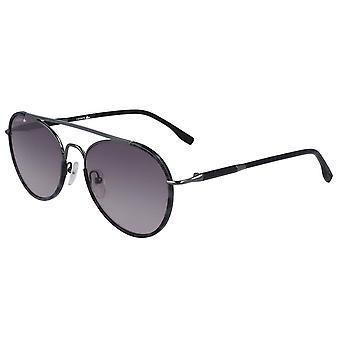 Lacoste Suns L211S Summer Holiday Shades Sunglasses Black/Purple