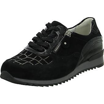 Waldläufer Hurly 370013717001 universal toute l'année chaussures pour femmes