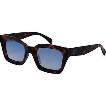 Sunglasses Women's trend rectangular flamed (4115)