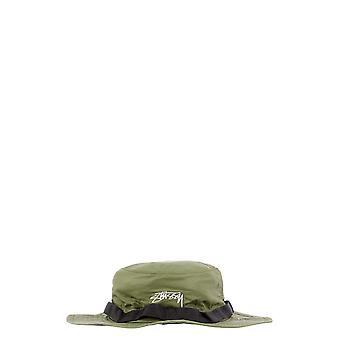 Stussy 132966olive Men's Green Nylon Hat