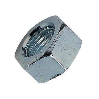 Forgefix Hexagon Nut ZP M5 Bag 100 FORNUT5M