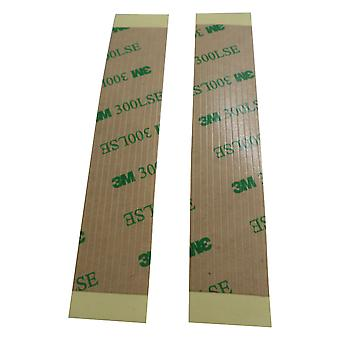 Double sided tape adhesive strips to install screen lens or touch screen - 20 pack | zedlabz