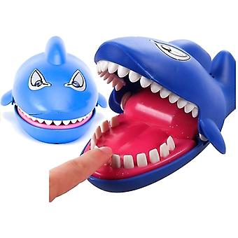 Shark Attack Reaction Family Game Push The Tooth