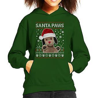 Noki Joulu Sweep Santa Paws Kid's Huppari