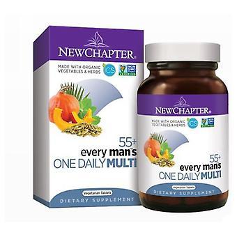 Nouveau chapitre Chaque man-apos;s One Daily 55+, 96 Onglets