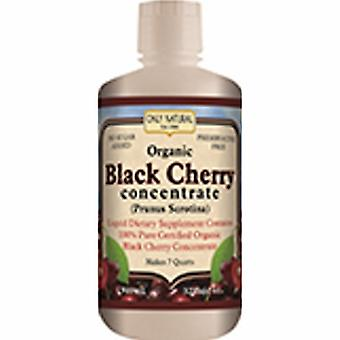 Only Natural Organic Juice, Cherry 32 oz