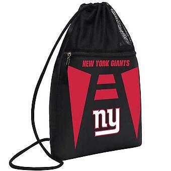 New York Giants NFL Cinch Back Sack Drawstring Bag