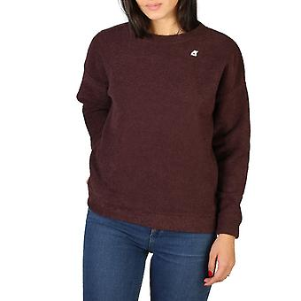 K-way - k007hu0 - women's fleeced sweater