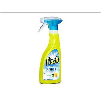Proctor & Gamble Flash Clean/shine Spray Lemon