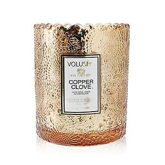 Voluspa Scalloped Edge Candle - Copper Clove 176g/6.2oz
