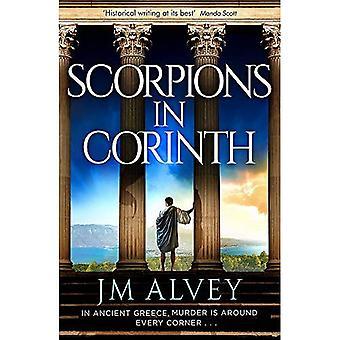 Scorpions à Corinth