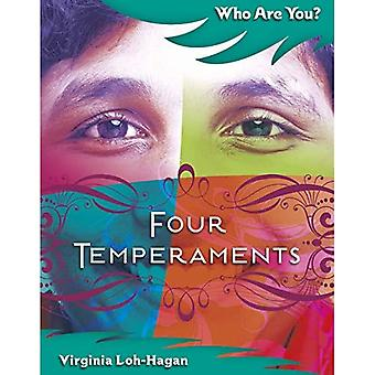 Four Temperaments (Who Are You?)
