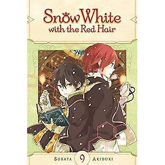 Lumikki punaisilla hiuksilla. Volume 8 - Lumivalkoinen punaisilla hiuksilla