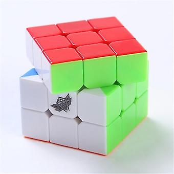 Mini Magic Cube Stickerless Puzzle Toy