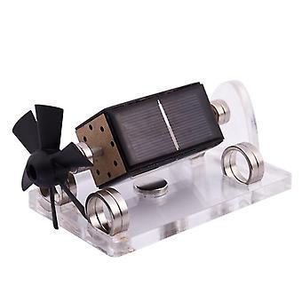 Modèle de lévitation solaire nétique lévitation Mendocino Motor
