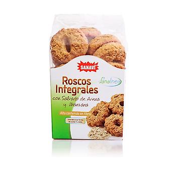Oatmeal and Apple Biscuits 150 g