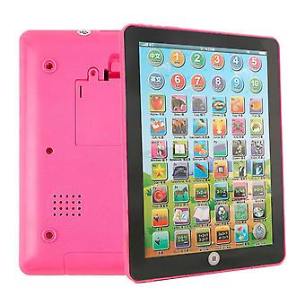 Mini Laptop Learning Tablet Toy Pad Kids Educational Machine Baby Interactive