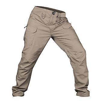 Pencil Pants, Loose Drawstring Men Pant, Scratch-proof, Waterproof, Outdoor