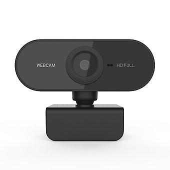 Hd 1080p Webcam With Microphone Auto Focus Video Record Webcamera For Pc