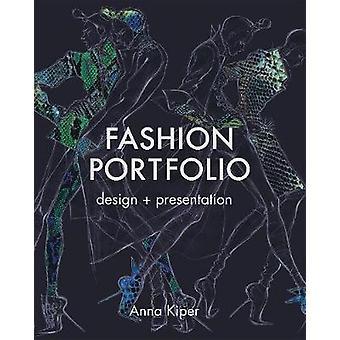 Conception et présentation du portefeuille de mode