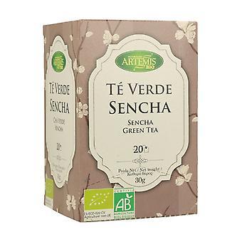 Sencha Green Tea 20 yksikköä